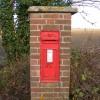 Victorian Post Box, Crown Corner
