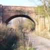 Former Railway Bridge by Rushett Farm