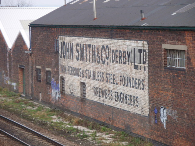 John Smiths' old factory