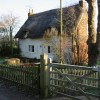 Thatched cottage on Cooting Lane