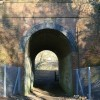 Railway Bridge over footpath, Chipstead Bottom