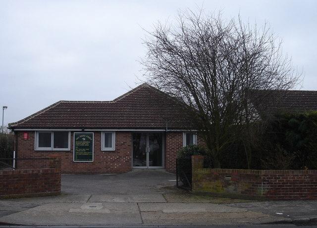 Full Gospel Church, Old Norwich Road