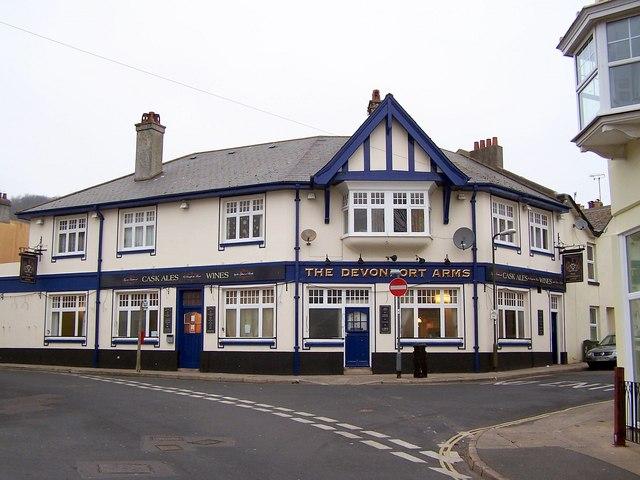 The Devonport Arms