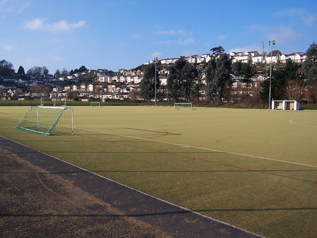 All-weather pitch, Torbay Leisure Centre