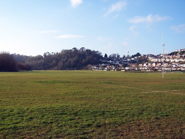 Sports pitches, Torbay Leisure Centre