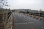 Bridge over the River Exe, Station Rd