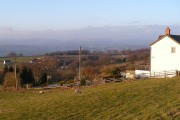 View across the Sirhowy Valley