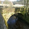 Old bridge over the River Holme, off Woodhead Road, Holmfirth