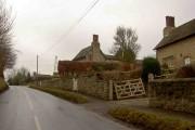 Ledsham village