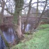 Nidd Footbridge at  SE211597