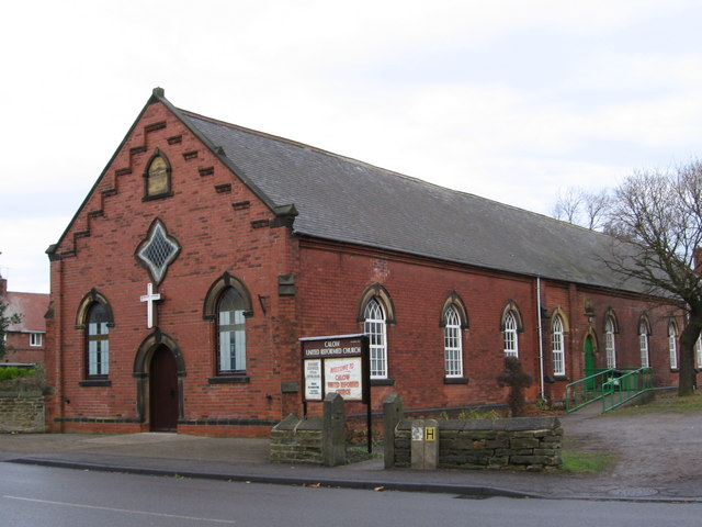 Calow - United Reformed Church