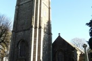 Holsworthy parish church of St. Peter & St. Paul
