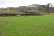 Farmland at Glencorse
