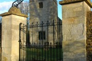 St Mary's church, Glympton