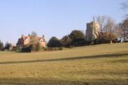 All Saints Church & Old Vicarage