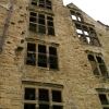 Ruins of old Hardwick Hall