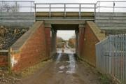 Mill Lane Railway Bridge, Brigg