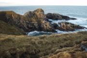 Coastline by Armadale Bay