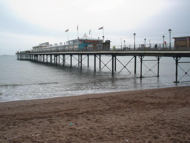 The Pier, Paignton