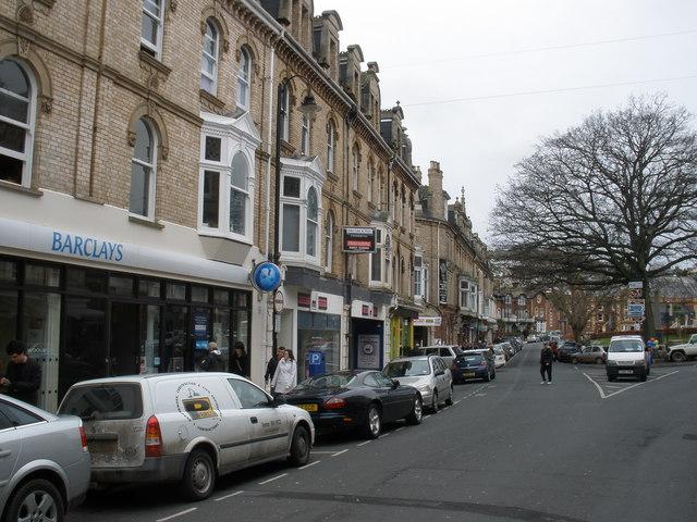 Palace Avenue, Paignton