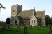 St. Gastyn's Church, Llangasty Tal-y-llyn