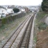 Kingswear branch, south of Paignton station