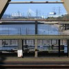 A view through Hawarden Bridge
