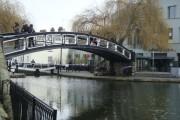 Bridge at Camden Lock
