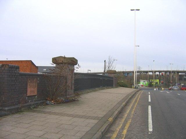 Cuckoo Bridge Aston.