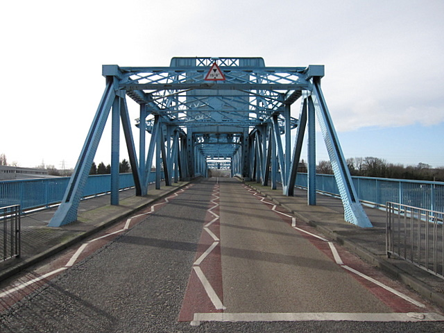 The Blue Bridge at Queensferry