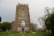 Hazelbury Bryan: church tower