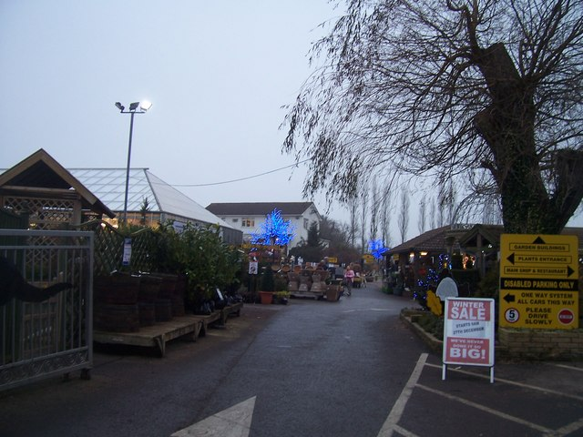 Otter Nurseries : Garden Centre