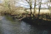 River Okement, from Iddesleigh Bridge