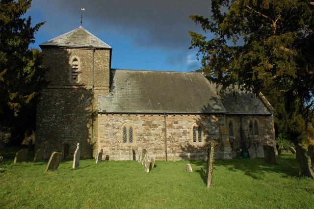 Dinedor Church