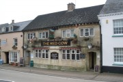 The Red Cow, High Street, Honiton