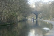 Macclesfield Bridge, Regent's Canal