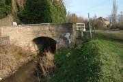Askews Bridge Over Yard End Dyke Yaxley