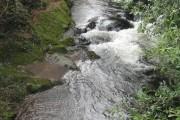 The Okement River at Okehampton