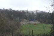 Farmland near Chase Farm
