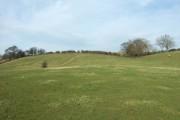 Farmland near Garshall House