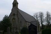 St Michael's Parish church, Brynford