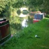 Kennet and Avon Canal near Burghfield