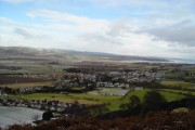 Abernethy from Northside Castle Law