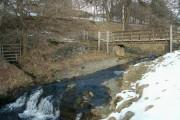 Devil's Bridge over Ogden Brook