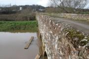 Bridge over the River Clyst