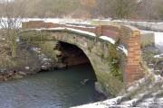 Bridge over the River Dove