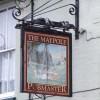 The Maypole Pub Sign