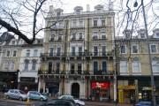 The former Royal Kentish Hotel, London Rd