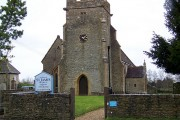 The Church of St James the Great, Longburton