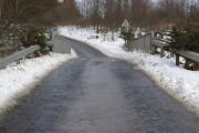Bridge over Noran Water, west of Glenley